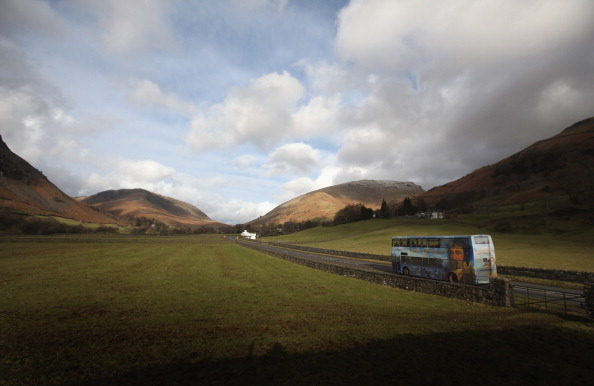 Rural Scene「Cumbrian Rural Bus Services Faces Cutbacks」:写真・画像(3)[壁紙.com]