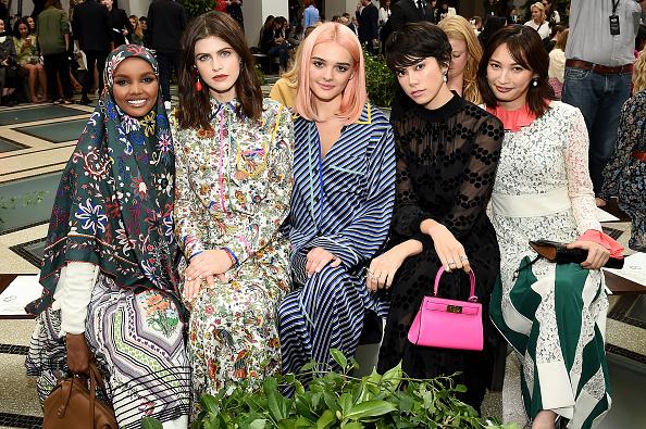 New York Fashion Week「Tory Burch NYFW SS20 - Backstage & Front Row」:写真・画像(18)[壁紙.com]