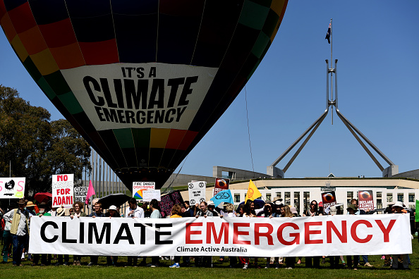 Climate Activist「Climate Activists Rally At Parliament House」:写真・画像(14)[壁紙.com]