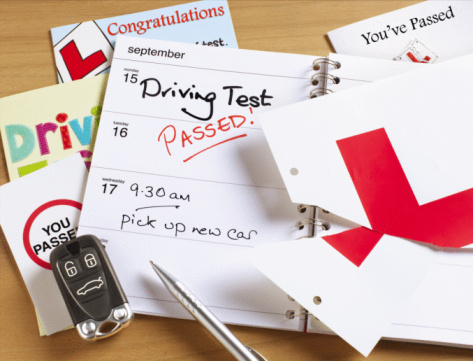 Diary「Driving test diary and L plates.」:スマホ壁紙(7)