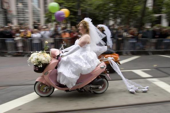 David Paul Morris「San Francisco Celebrates Gay Pride With Annual Parade」:写真・画像(4)[壁紙.com]
