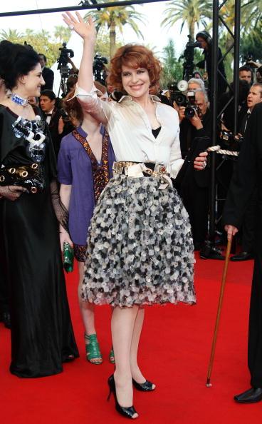 Kristian Dowling「Hommage To Fanny Ardant Premiere - 2009 Cannes Film Festival」:写真・画像(4)[壁紙.com]