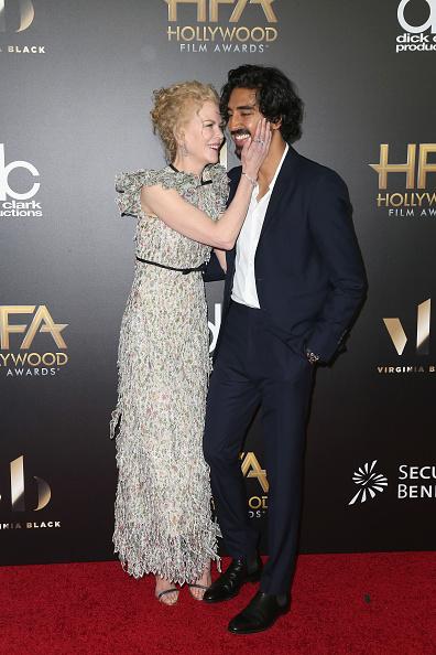 Silver Shoe「20th Annual Hollywood Film Awards - Arrivals」:写真・画像(6)[壁紙.com]