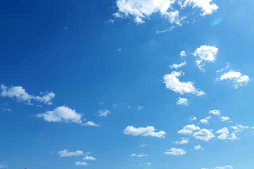 Satoyama - Scenery「Clouds with blue sky」:スマホ壁紙(19)