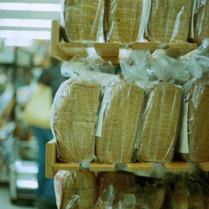 Supermarket「Loaves of Packaged Bread」:スマホ壁紙(13)