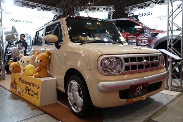 Tokyo Auto Salon「Tokyo Auto Salon 2014」:写真・画像(13)[壁紙.com]