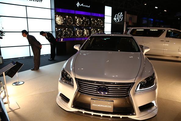 Tokyo Auto Salon「Tokyo Auto Salon 2014」:写真・画像(17)[壁紙.com]