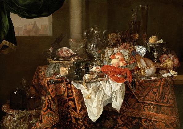 Painting - Activity「Banquet Still Life  Creator: Beijeren」:写真・画像(15)[壁紙.com]