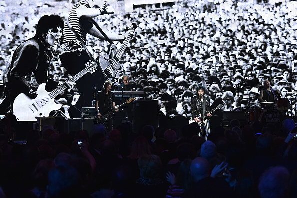 Rock Music「30th Annual Rock And Roll Hall Of Fame Induction Ceremony - Show」:写真・画像(2)[壁紙.com]