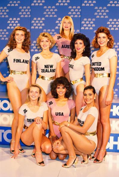 Tom Stoddart Archive「Miss World Contestants」:写真・画像(2)[壁紙.com]