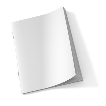 Diary「Blank Magazine book」:スマホ壁紙(14)