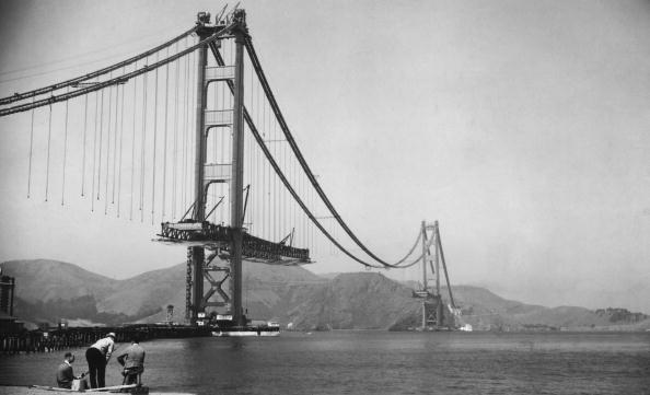 Construction Industry「The Golden Gate」:写真・画像(13)[壁紙.com]