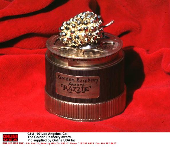 Award「The Golden Rasberry Award」:写真・画像(14)[壁紙.com]