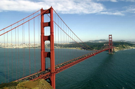 San Francisco - California「Credible Threat Of Terrorist Attacks On Bridges In California」:写真・画像(11)[壁紙.com]