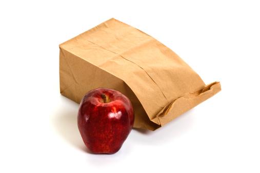 Inexpensive「Frugal paper bag lunch」:スマホ壁紙(7)