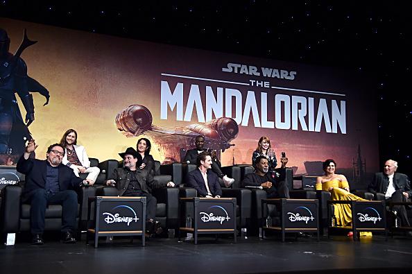 "The Mandalorian - TV Show「Premiere And Q & A For ""The Mandalorian""」:写真・画像(1)[壁紙.com]"