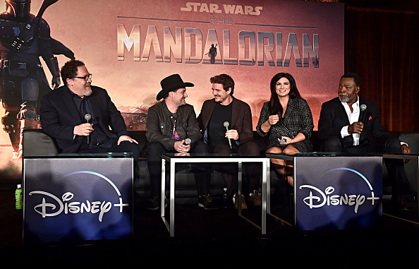 The Mandalorian - TV Show「Press Conference for the Disney+ Exclusive Series The Mandalorian」:写真・画像(18)[壁紙.com]