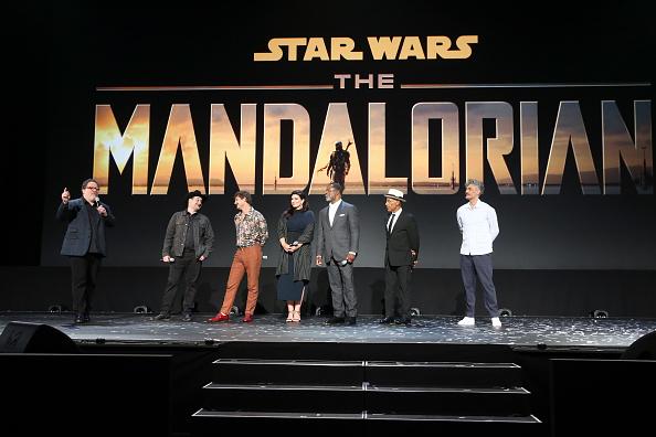 The Mandalorian - TV Show「Disney+ Showcase Presentation At D23 Expo Friday, August 23」:写真・画像(13)[壁紙.com]
