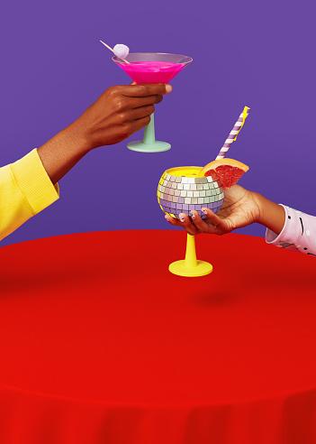 Alcohol - Drink「Cocktails」:スマホ壁紙(0)