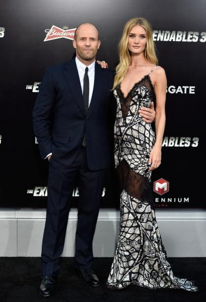 "Rosie Huntington-Whiteley「Premiere Of Lionsgate Films' ""The Expendables 3"" - Arrivals」:写真・画像(7)[壁紙.com]"