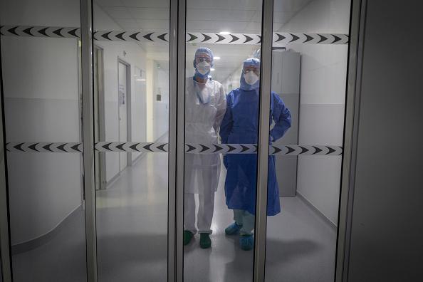 Mulhouse「France's Grand Est Region Becomes Epicenter Of Country's Coronavirus Outbreak」:写真・画像(19)[壁紙.com]