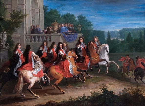 17th Century「The Colbert Family,」:写真・画像(7)[壁紙.com]