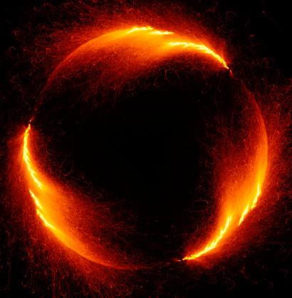 Sphere「Sparks Chasing in Circle」:スマホ壁紙(0)