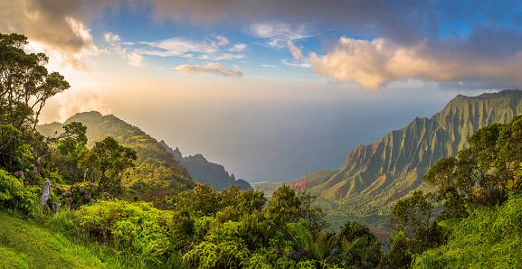 Island「Kalalau Lookot view」:スマホ壁紙(18)