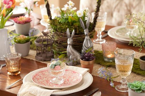 Pastel「Easter Dining」:スマホ壁紙(5)