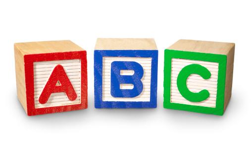 Block Shape「ABC Building Blocks」:スマホ壁紙(10)