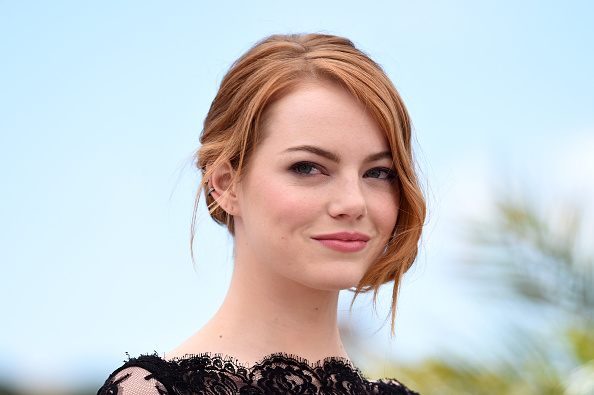 "Emma Stone「""Irrational Man"" Photocall - The 68th Annual Cannes Film Festival」:写真・画像(1)[壁紙.com]"
