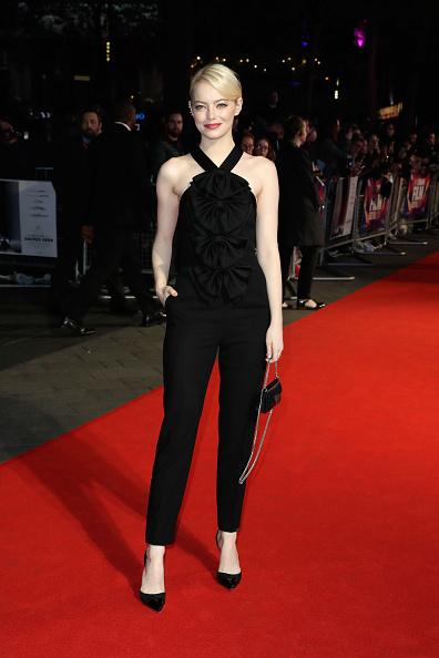 "Emma Stone「""Killing Of A Sacred Deer"" UK Premiere - 61st BFI London Film Festival」:写真・画像(0)[壁紙.com]"