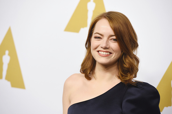 Emma Stone「89th Annual Academy Awards Nominee Luncheon - Arrivals」:写真・画像(7)[壁紙.com]