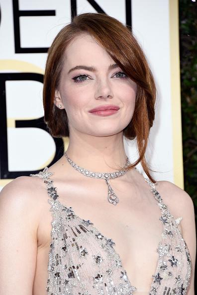 Emma Stone「74th Annual Golden Globe Awards - Arrivals」:写真・画像(8)[壁紙.com]