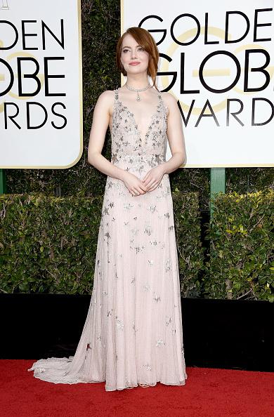Pale Pink「74th Annual Golden Globe Awards - Arrivals」:写真・画像(18)[壁紙.com]