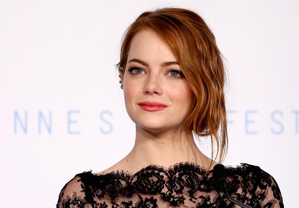 "Emma Stone「""Irrational Man"" - Press Conference - The 68th Annual Cannes Film Festival」:写真・画像(8)[壁紙.com]"