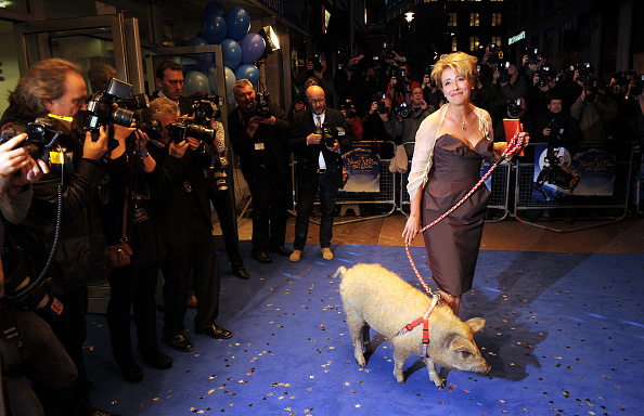 Celebrities「Nanny McPhee And The Big Bang - World Film Premiere: Outside Arrivals」:写真・画像(15)[壁紙.com]
