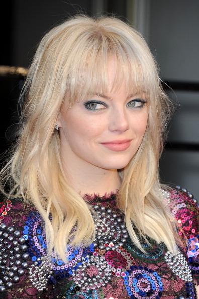 Emma Stone「2011 Vanity Fair Oscar Party Hosted By Graydon Carter - Arrivals」:写真・画像(11)[壁紙.com]