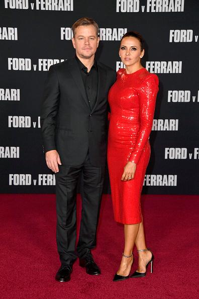 """Sequin Dress「Premiere Of FOX's """"Ford V Ferrari"""" - Arrivals」:写真・画像(16)[壁紙.com]"""