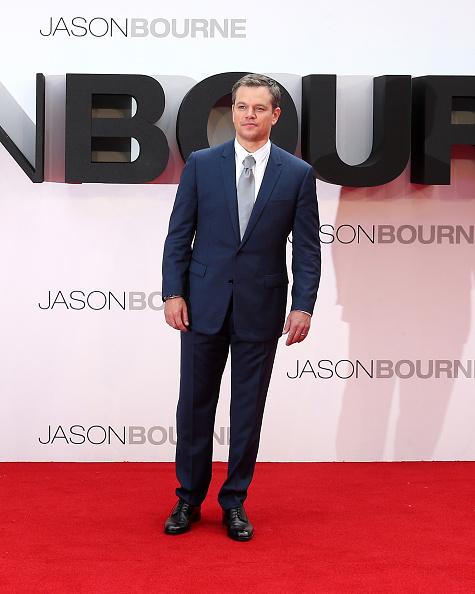 """オデオンレスタースクエア「""""Jason Bourne"""" - The European Premiere - Red Carpet」:写真・画像(11)[壁紙.com]"""