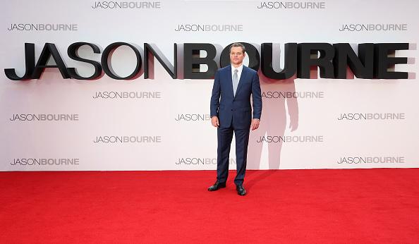 """オデオンレスタースクエア「""""Jason Bourne"""" - The European Premiere - Red Carpet」:写真・画像(10)[壁紙.com]"""