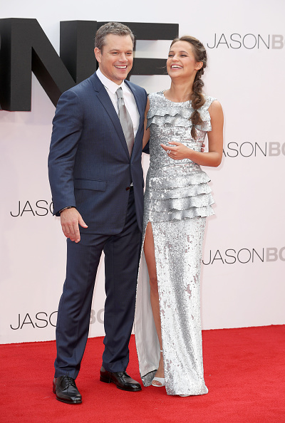"""オデオンレスタースクエア「""""Jason Bourne"""" - The European Premiere - Red Carpet」:写真・画像(13)[壁紙.com]"""