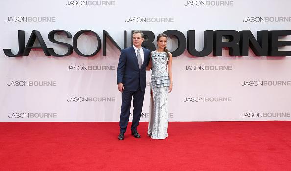 """オデオンレスタースクエア「""""Jason Bourne"""" - The European Premiere - Red Carpet」:写真・画像(9)[壁紙.com]"""