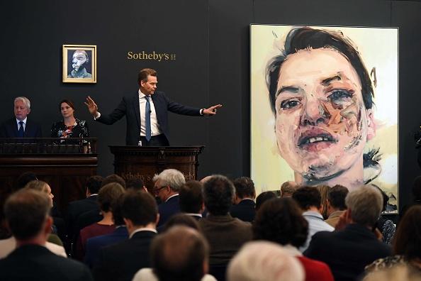 Sotheby's「Sotheby's Contemporary Art Evening Auction」:写真・画像(14)[壁紙.com]