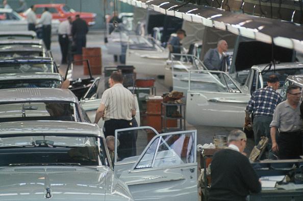 1960-1969「Detroit Car Factory」:写真・画像(13)[壁紙.com]