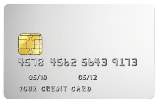 Computer Chip「Blank Credit Card」:スマホ壁紙(14)