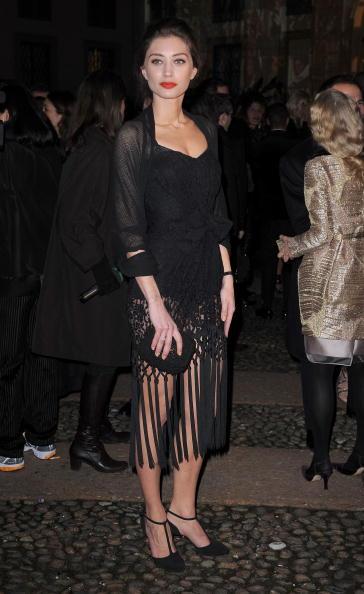 T-strap Shoe「Vogue.it: Milan Fashion Week Womenswear A/W 2010」:写真・画像(7)[壁紙.com]