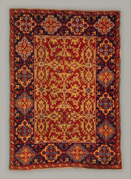 Rug「Ornamental Lotto Carpet」:写真・画像(17)[壁紙.com]