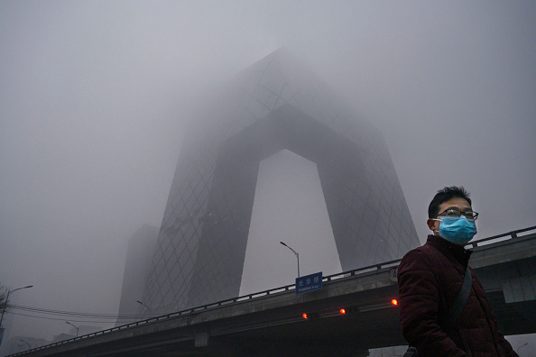 Pollution「Concern In China As Mystery Virus Spreads」:写真・画像(1)[壁紙.com]