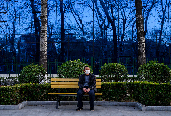 Bench「China Works to Contain Spread of Coronavirus」:写真・画像(0)[壁紙.com]